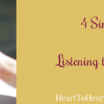 Four Simple Tips for Listening to Your Body