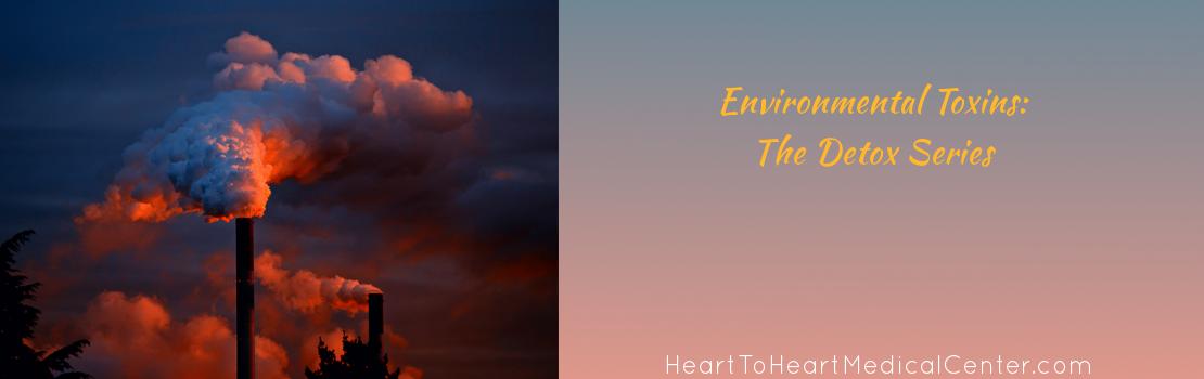 Why Detox 3 – Environmental Toxins