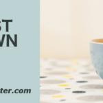 Breakfast Breakdown (Part 1)