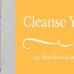 Dr. Shiroko's Fall Cleanse 2018