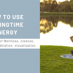 How to Use Springtime Energy
